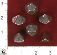 Dice : MINT32 Q WORKSHOP STEAMPUNK STEEL 01
