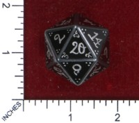 Dice : MINT50 AROC GAMING BLACK REGAL