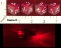 Dice : MINT21 UNKNOWN LIGHTED ADULT