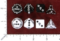 Dice : MINT49 ANDREW NGAI BINARY DICE SET