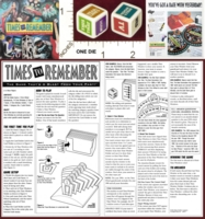 Dice : MINT21 MILTON BRADLEY TIMES TO REMEMBER 01
