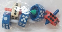 Dice : DUPS02 SPINNERS 01