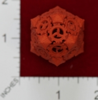 Dice : MINT22 SHAPEWAYS HUAN STEAMPUNK D20 04