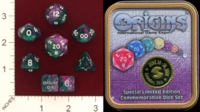 Dice : MINT19 CRYSTAL CASTE ORIGINS 2009