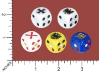 Dice : MINT53 DICE OF WAR NAPOLEONIC RECOLOR