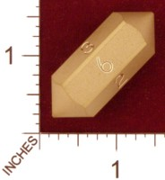 Dice : MINT24 ACE PRECISION BRASS SPINDLE D06