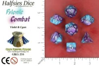 Dice : MINT52 GATE KEEPER GAMES HALFSIES DICE PSIONIC COMBAT