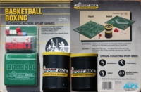 Dice : MINT23 ALPS SPORTS DICE BASKETBALL BOXING 01