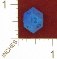 Dice : MINT24 SHAPEWAYS CLSN RHOMBIC 12 SIDE DIE