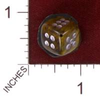 Dice : MINT30 UNKNOWN TIGERS EYE 01