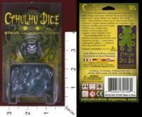 Dice : MINT31 STEVE JACKSON GAMES CTHULHU DICE 06