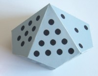 Dice : DUPS04 MY DESIGN PIPPED D10 01
