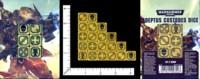 Dice : MINT60 GAMES WORKSHOP WARHAMMER 40K ADEPTUS CUSTODES