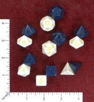Dice : MINT50 CHESSEX CLOAK AND DAGGER