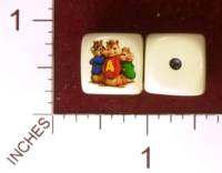 Dice : MINT31 YAK YAKS ALVIN AND THE CHIPMUNKS 01