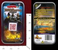 Dice : MINT41 4 CLOWNS CODIGO CUBE RPG FANTASY TRIVIA