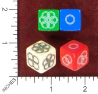 Dice : MINT49 MATHARTFUN ERIC HARSHBARGER 02