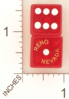 Dice : MINT18 UNKNOWN DICEDAME TRADE RENO NEVADA 01