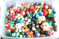 Dice : CONTAINERS D20