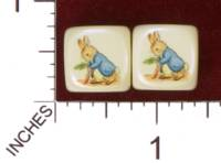 Dice : MINT29 YAK YAKS BEATRICE POTTER PETER RABBIT 01