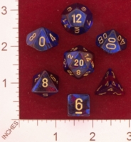 Dice : MINT27 CHESSEX 2011 02