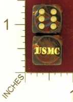 Dice : MINT28 JSPASSNTHRU USMC UNITED STATES MARINE CORPS 01
