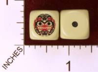 Dice : MINT29 YAK YAKS HAIDA ART BEAR 01