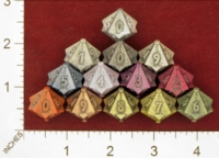 Dice : MINT28 IRONDIE D10 TYPE 1 01