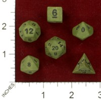 Dice : MINT43 CRIT HIT CERAMICS FORGOTTEN FOREST