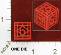 Dice : MINT25 SHAPEWAYS MCTRIVIA SUPER DIE 01