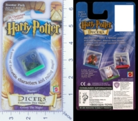Dice : MINT17 MATTEL HARRY POTTER DICERS NORBERT 01