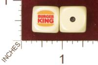 Dice : MINT32 HOMEMADE BURGER KING 02