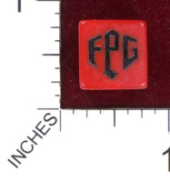 Dice : MINT40 FRIEDLANDER PUBLISHING GROUP DARK AGE FEUDAL LORDS OVERSIZED