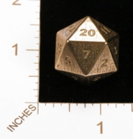 Dice : MINT22 SHAPEWAYS FRENCHBUM 20 SIDED DICE 02