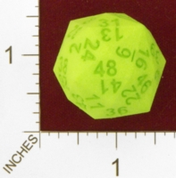Dice : MINT25 SHAPEWAYS FRIZ 48 SIDED DICE SOLID 01