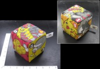 Dice : FOAM3 BANPRESTO POKEMON ROCK PAPER SCISSORS