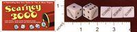Dice : MINT31 JOHN SCARNE GAMES SCARNEY 3000 01