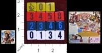 Dice : MINT36 PLAID HAT GAMES BIOSHOCK INFINITE