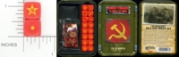 Dice : MINT15 GALE FORCE NINE FOR FLAMES OF WAR TD014 ZA STALINA