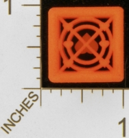 Dice : MINT27 SHAPEWAYS MCTRIVIA D6 GRID DIE 06 08