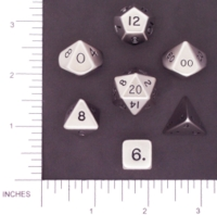 Dice : METAL STEEL MULTI 01 CRYSTAL CASTE 03
