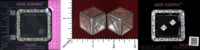Dice : MINT46 WALLACE SILVERSMITHS DICE ISIONS DIVA DICE