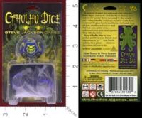 Dice : MINT29 STEVE JACKSON GAMES CTHULHU DICE 01