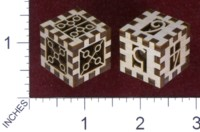 Dice : MINT36 PHILOLABS D6 04