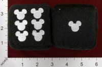 Dice : MINT26 DISNEY 01