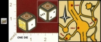 Dice : MINT26 LEGO HARRY POTTER HOGWARTS 01