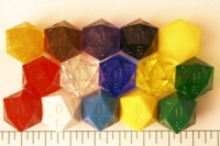 Dice : BRAND B AND J D20 01
