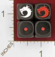 Dice : MINT27 CHESSEX CUSTOM FOR RACERSKA DRAGON HEAD 01