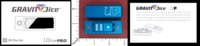 Dice : MINT52 ULTRA PRO MANIC DESIGNS BLUE LIGHT