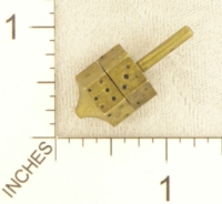 Dice : MINT23 UNKNOWN BRASS SPINNER 01